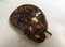 Lea Stein Gomina  Cat Brooch (SOLD) - Abstract Tortoiseshell Cat Pin